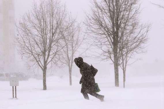 Синоптики попередили про погіршення погодних умов у п'яти областях