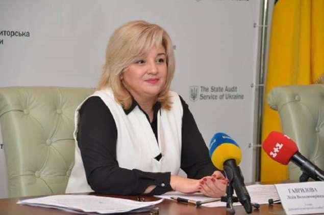 Главу Держаудитслужби відпустили під особисте зобов'язання. Вона прокоментувала рішення суду