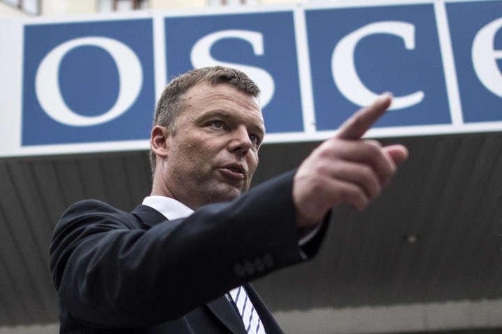 Місія ОБСЄ заявила про збільшення обстрілів наДонбасі на55%