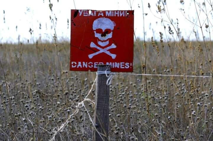 Держдеп США вважає, щонарозмінування Донбасу підуть десятиліття