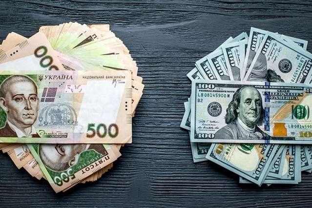 Після вихідних долар і євро здешевшають укурсах Нацбанку. Інфографіка