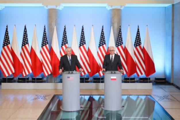 Тіллерсон: «Північний потік-2» стане новим інструментом Кремля уполітизації енергоринку