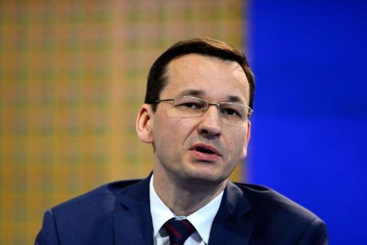 Прем'єр Польщі назвавРФ найбільшою загрозою для країни