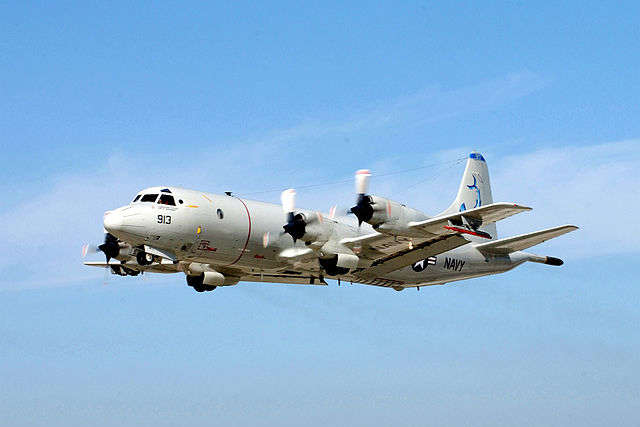 СNN: Російський літак перехопив розвідника ВМС США, наблизившись на півтора метри