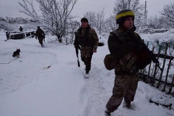 Українські військові звільнили село Новоолександрівка вЛуганській області