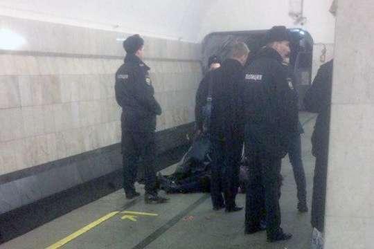 Трагедия произошла на станции «Пушкинская&raquo
