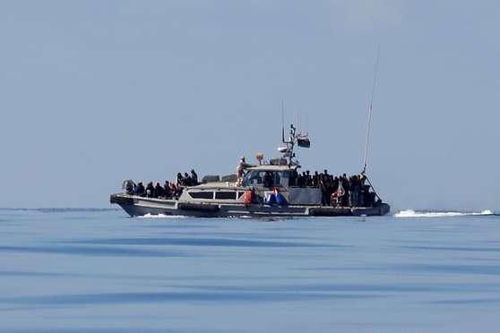 УСередземному морі затонув корабель із мігрантами: 90 людей загинули