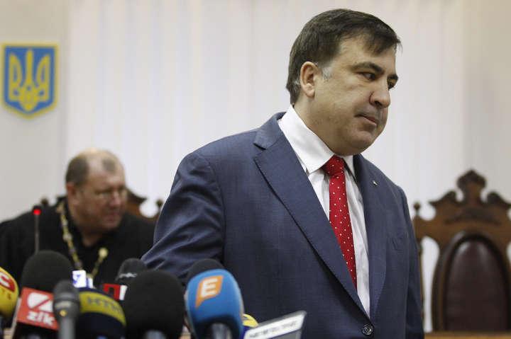 Михайло Саакашвіл