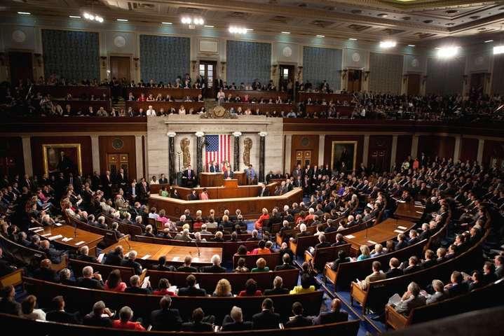 Палата представників Конгресу США прийняла черговий тимчасовий бюджет