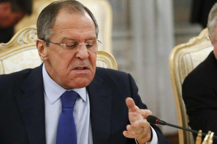 Лавров назвав закон про реінтеграцію Донбасу «провокаційним»
