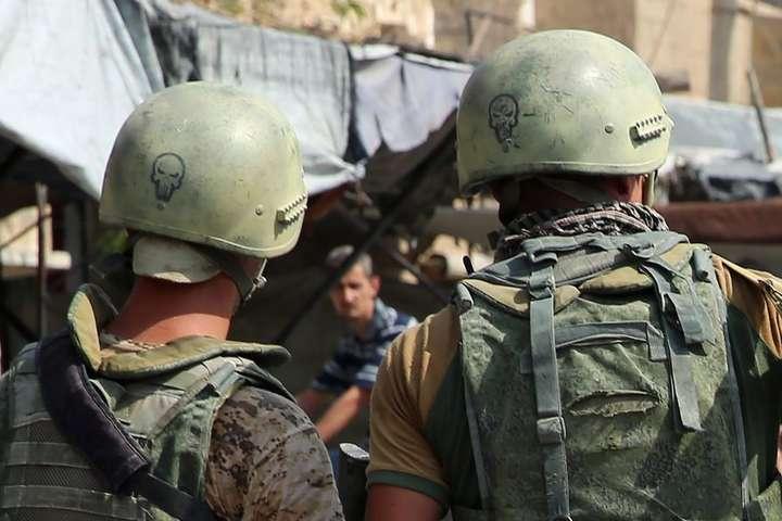 Під час удару сил США в Сирії загинуло понад 200 найманців, більшість з них — росіяни