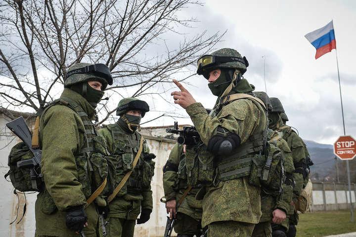 Українську армію перед захопленням Криму наводнили зрадниками – екс-очільник Міноборони