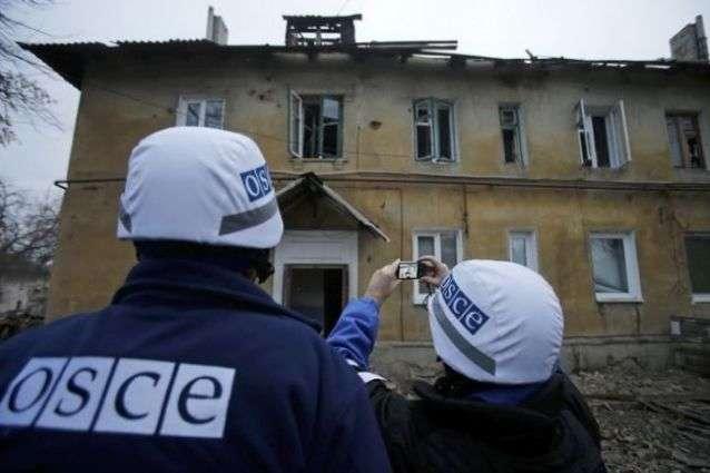 Від початку року на Донбасі через бої постраждали 18 цивільних, - ОБСЄ