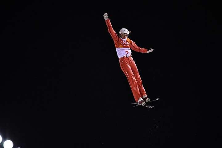 Олімпіада-2018: фристайлістка з Білорусі завоювала золоту медаль