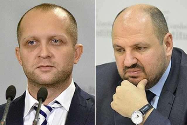 НАБУ завершило слідство у справі Розенблата та Полякова