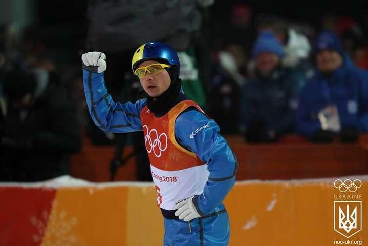 Олімпійський чемпіон Абраменко отримає $50 тисяч призових від бізнесмена Фукса