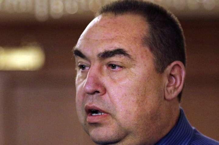 УЛНР вважають, щоПлотницький зараз уросійському СІЗО