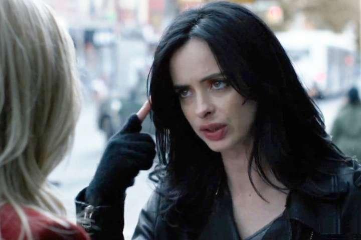 Netflix представил новый трейлер 2-го сезона сериала «Джессика Джонс»