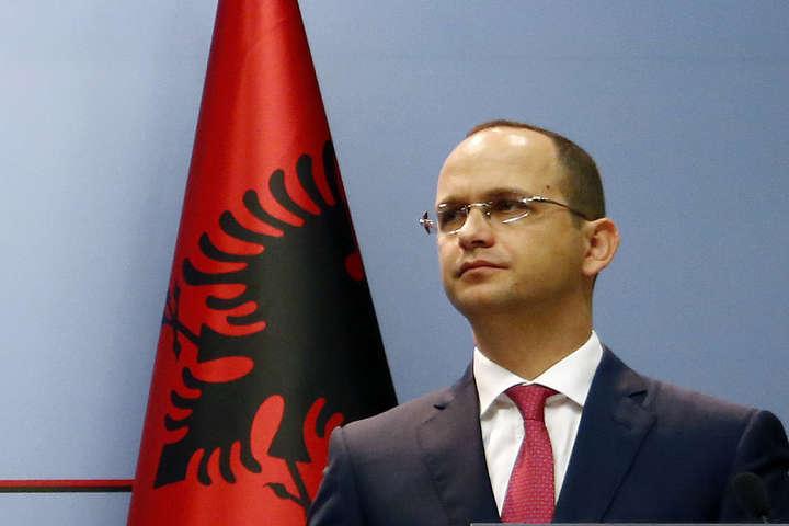 Албанія зацікавлена урозвитку контактів зУкраїною впитаннях економіки таторгівлі