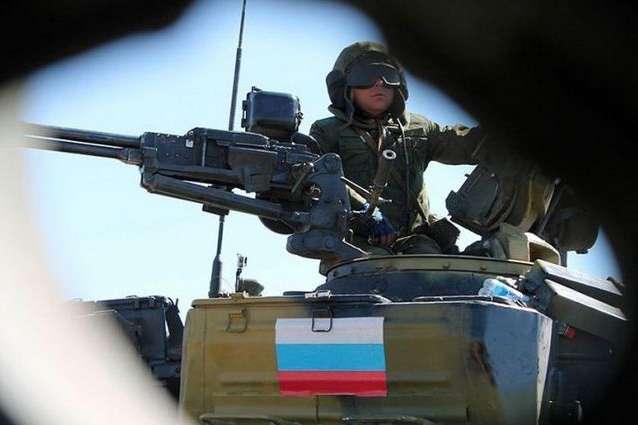НаДонбасс прибыло 200 русских военных— штаб АТО