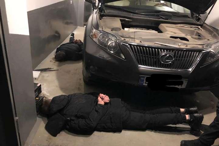 ВОдесі затримали банду викрадачів елітних автівок