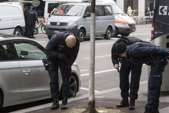 УШвейцарії, перед офісом найбільшого банку застрелили двох людей