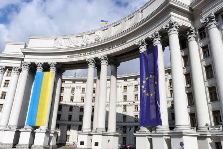 Вибори російського президента вокупованому Криму: МЗС України висловило протестРФ