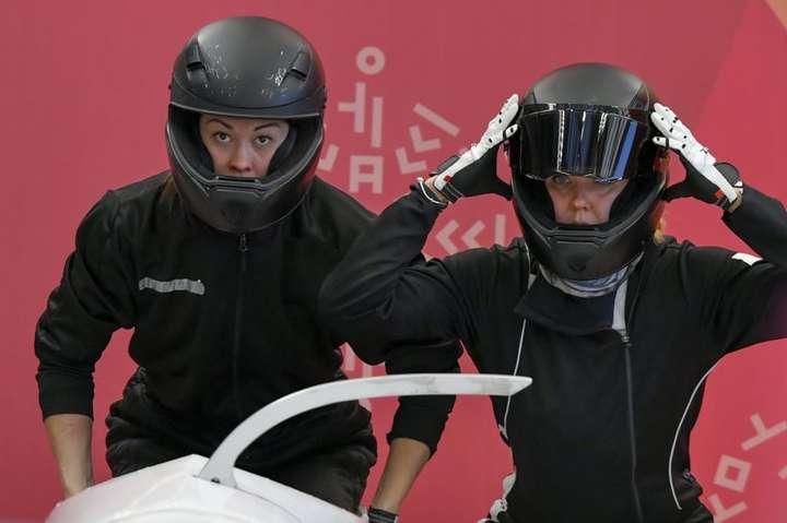 Російську бобслеїстку відсторонили від Олімпіади через допінг
