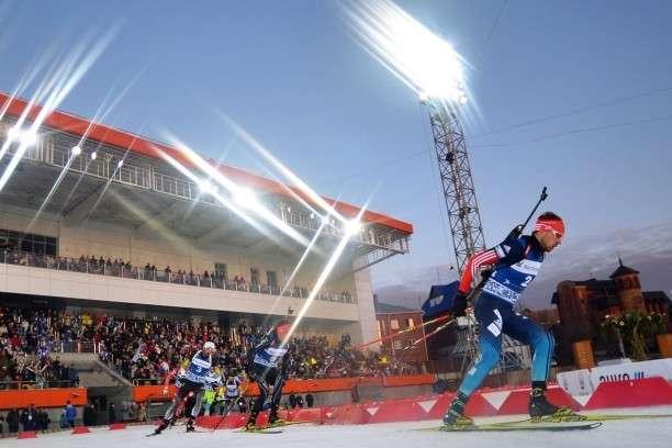 НаРосії прокоментували рішення американців бойкотувати етап біатлонного Кубка світу вТюмені