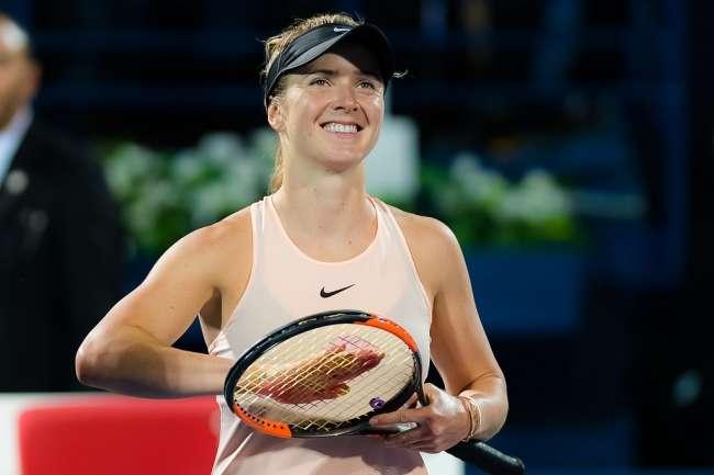 Світоліна вдруге поспіль зіграє у фіналі Dubai Tennis Championships