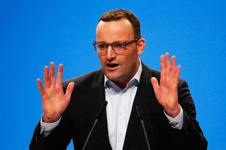 ЗМІ назвали ім'я майбутнього міністра охорони здоров'я Німеччини