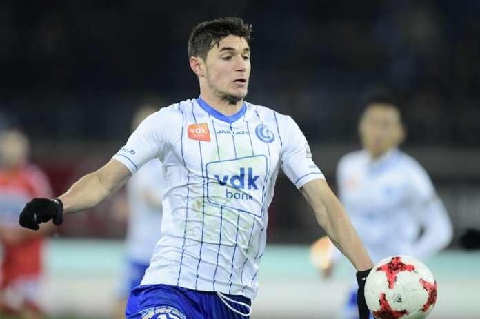 Невгамовний Яремчук знову забив переможний гол за«Гент» наостанніх хвилинах матчу