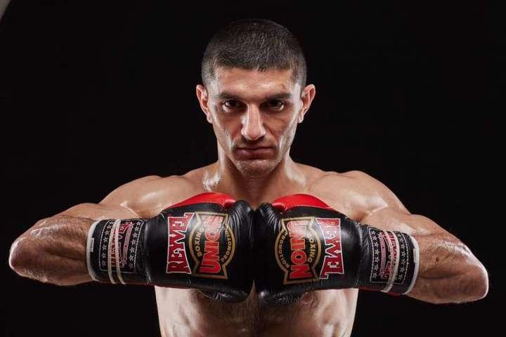 Український боксер Далакян став чемпіоном світу620