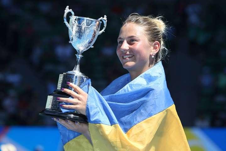 Українська тенісна сенсація Марта Костюк заявила про бойкот турнірів у Росії