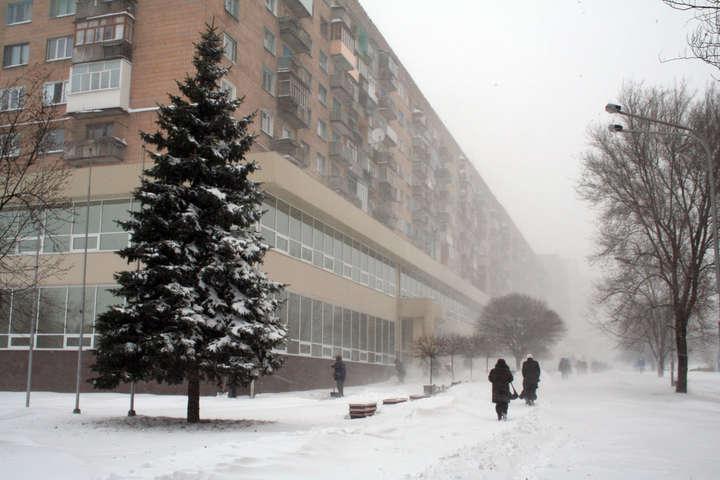 ВЗапорожье натри дня закроют школы— Непогода вУкраинском государстве