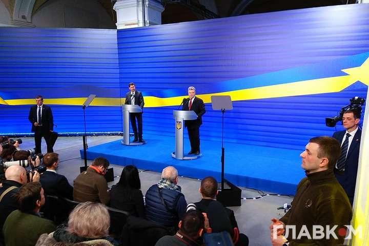Петр Порошенко назвал «войну сРоссией» главным вызовом для Украинского государства