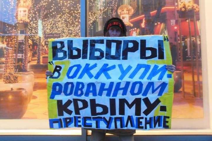 Путовибори у Севастополі. Чому хвилюється окупаційна адміністрація