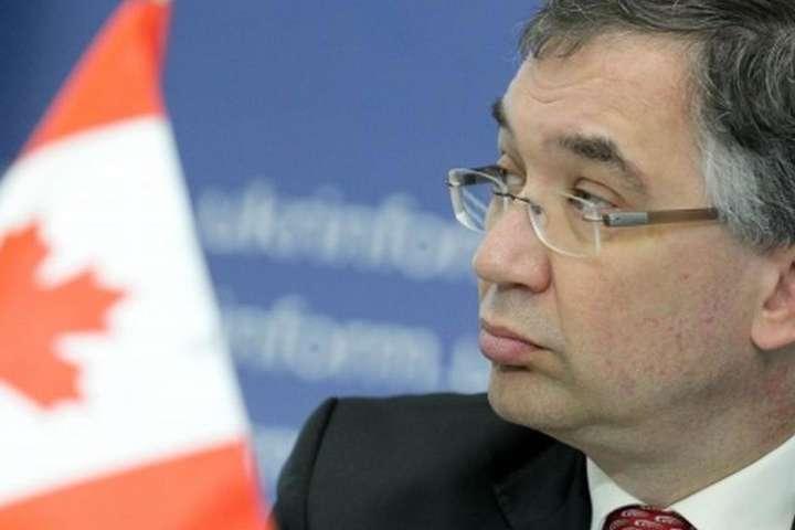 Українці живуть краще, ніж про це свідчить статистика, - посол Канади