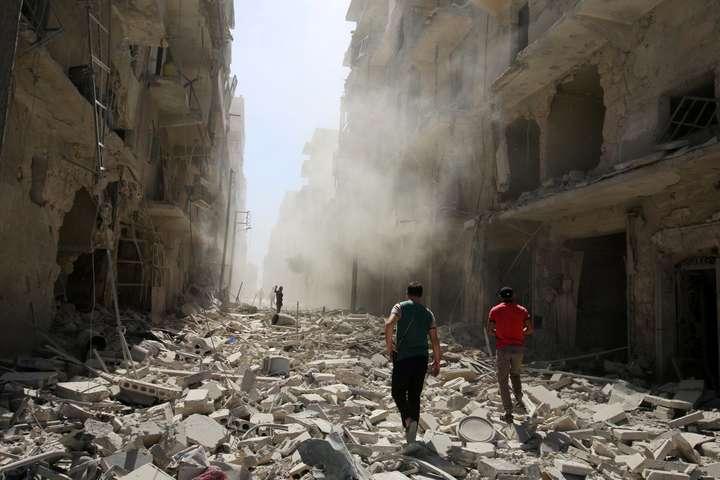 Білий дім різко «наїхав» наРосію через Сирію