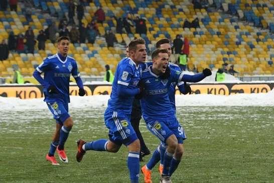 Букмекери назвали фаворита матчу Лаціо— Динамо