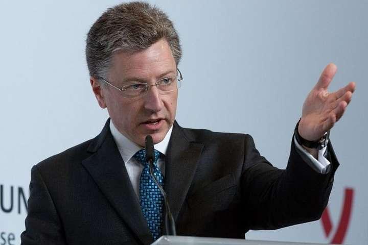 Волкер: Настав час подумати про посилення санкцій щодо ситуації зКримом
