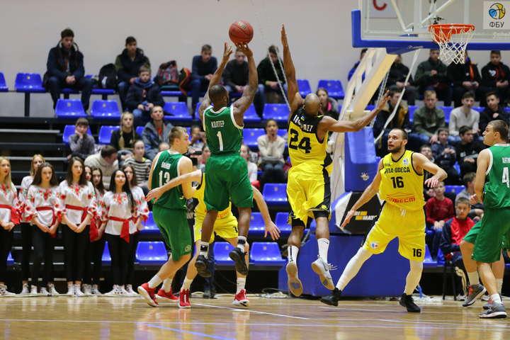 Баскетбол: «Дніпро» - володар Кубка України