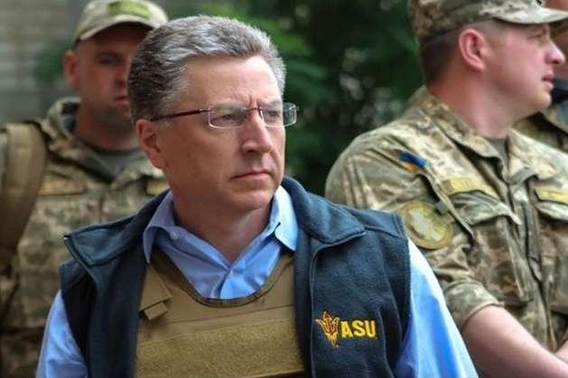 Курт Волкер на Донбасі