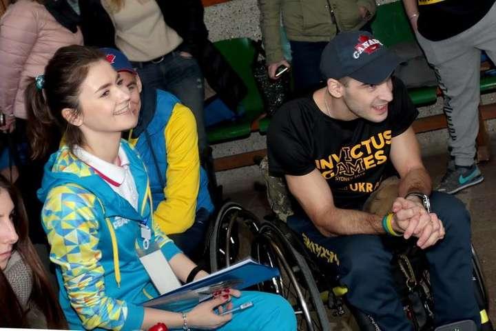 «Ігри Нескорених»: відбір донаціональної команди стартував змаганнями уЛьвові