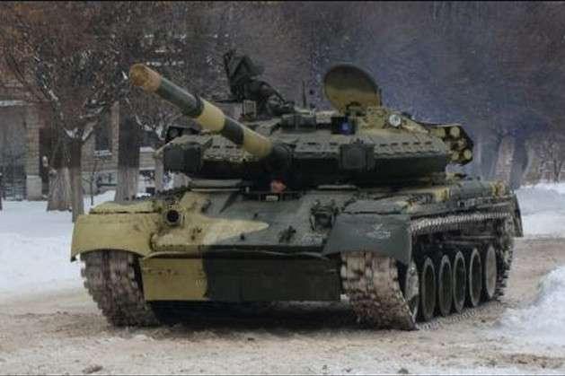 Для Збройних сил України модернізували чергову партію танків Т-84