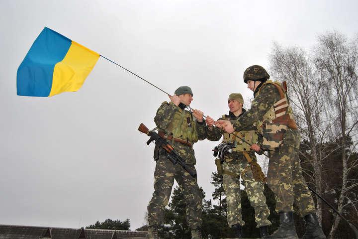 ВУкраинском государстве  произошла массовая драка между гражданскими и военнослужащими