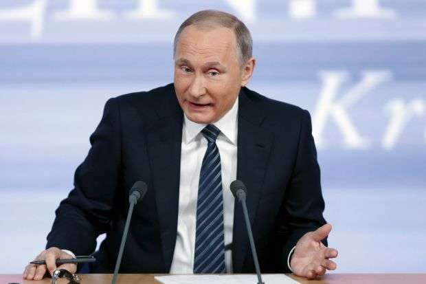 ЗМІ: Путін пропонував збити пасажирський літак, щолетів зУкраїни вТуреччину