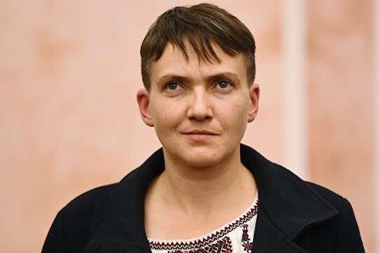 СБУ: Повістки Савченко про допит передані доапарату Верховної Ради