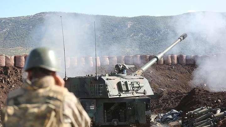 Оливкова гілка: турецькі військові заявили про початок облоги Афрін
