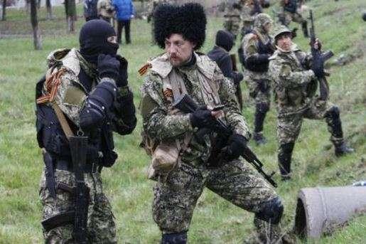 Росія відправить на Донбас «казачі підрозділи» для провокацій
